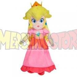 Peluche Super Mario - Princesa Peach 37cm