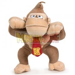 Peluche Super Mario - Donkey 37cm