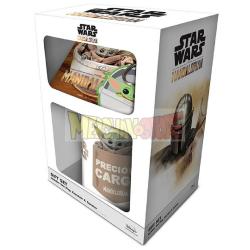 Caja regalo Mandalorian Baby Yoda