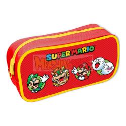 Estuche portatodo Super Mario - Círculos y personajes