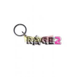 Llavero metálico Rage 2