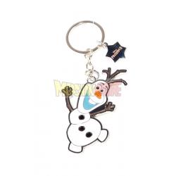 Llavero metálico Frozen 2 - Olaf