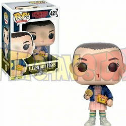 Figura Funko POP Stranger Things 421 - Eleven with Eggos