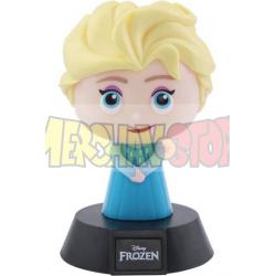 Lámpara Disney Frozen 2 el Reino de Hielo - Elsa