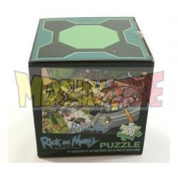 Puzzle Rick y Morty Puzzle LC Exclusive