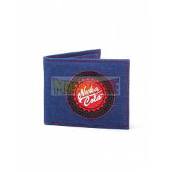 Cartera monedero Fallout - Nuka Cola Bottle