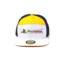 Gorra adulto PlayStation - 7 Panels