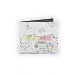 Cartera monedero Nintendo SNES- Controller