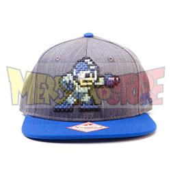 Gorra adulto Megaman Pixel