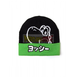 Gorro de invierno adulto Nintendo - Yoshi japonés