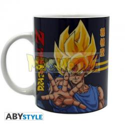 Taza cerámica Dragon Ball Z - Freezer VS Goku 320ml