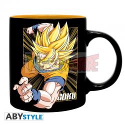 Taza cerámica Dragon Ball Z - Goku & Vegeta 320ml