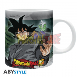 Taza cerámica Dragon Ball Super - Future Trunks Arc 320ml