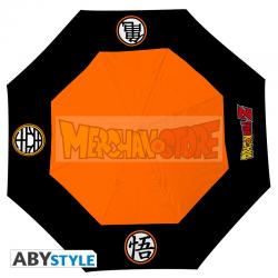Paraguas automático Dragon Ball Z - Goku symbols 96cm