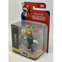 Figura Nintendo Collection 1-4- Luigi 6cm