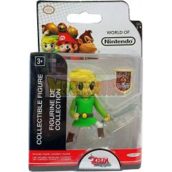 Figura Nintendo Collection 1-4- Zelda Link 6cm