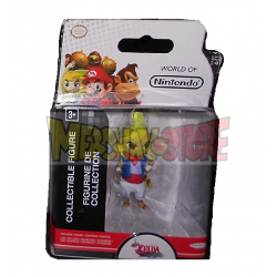Figura Nintendo Collection 1-4- Zelda Tetra 6cm