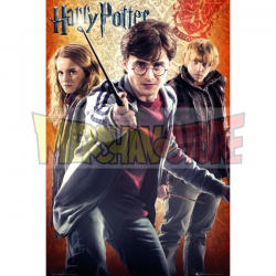 Póster Harry Potter 7 - Trio 61x91.50cm