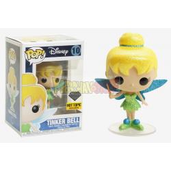 Figura Funko POP Disney - Campanillal Glitter Special Edition 10