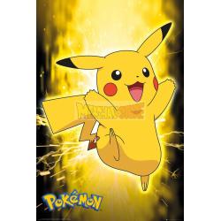 Póster Pokémon - Pikachu 61x91.50cm