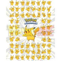 Póster Pokémon - Pikachu II 61x91.50cm