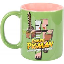 Taza cerámica Minecraft - Zombie Pigman 325ml