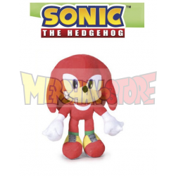 Peluche Sonic - Knuckles the Echidna 30cm