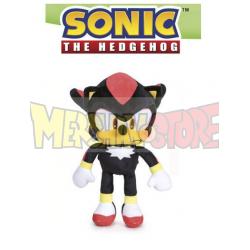 Peluche Sonic - Shadow the Hedgehog 30cm