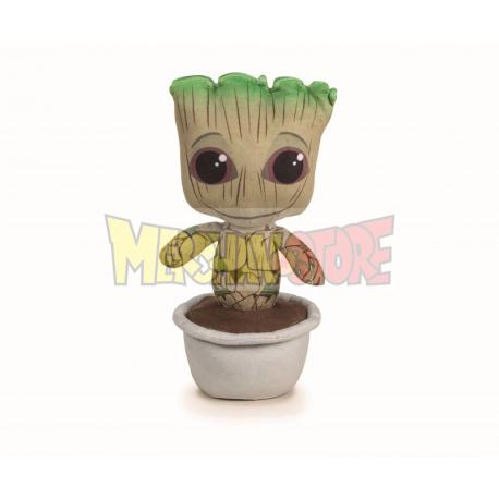 Peluche Marvel - Los Guardianes de la Galaxia - Baby Groot 30cm
