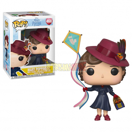 Figura Funko POP! Disney - Mary Poppins with Kite 468