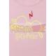 Camiseta niña Harry Potter rosa 8 años 128cm