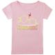 Camiseta niña Harry Potter rosa 6 años 116cm