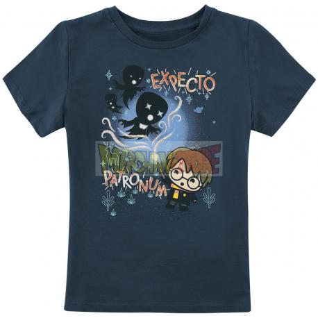 Camiseta infantil Harry Potter - Expecto Patronum 8 años 128cm