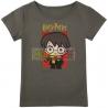 Camiseta infantil Harry Potter - Chibi 6 años 116cm