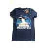 Camiseta adulto Dragon Ball Z - Goku azul Talla XL