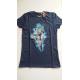 Camiseta adulto Dragon Ball Z - Super Saiyan Goku azul Talla XL