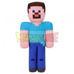 Peluche Minecraft - Steve 30cm