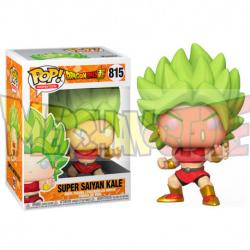 Figura Funko POP! Dragon Ball Super - Super Saiyan Kale 815
