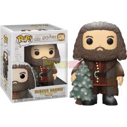 Figura Funko Super Sized POP! Harry Potter - Holiday Rubeus Hagrid 15cm 126