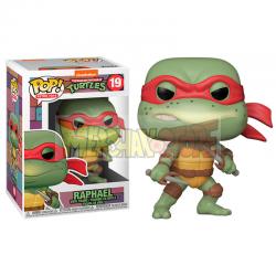Figura Funko POP! Tortugas Ninja - Raphael 19