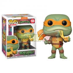 Figura Funko POP! Tortugas Ninja - Michelangelo 18