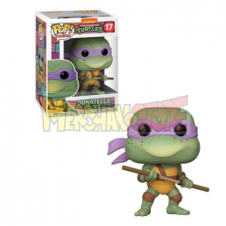 Figura Funko POP! Tortugas Ninja - Donatello 17