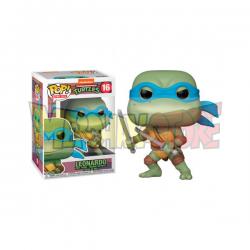 Figura Funko POP! Tortugas Ninja - Leonardo 16