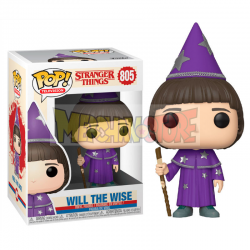 Figura Funko POP! Stranger Things - Will (the Wise) 805