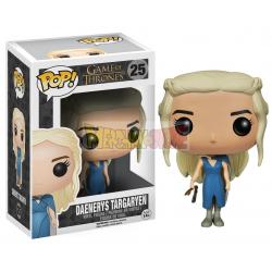 Figura Funko POP! Juego de Tronos - Daenerys in Blue Gown 25