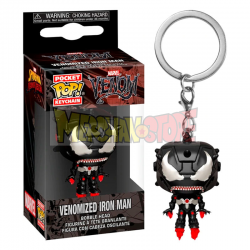 Llavero Funko Pocket POP! Marvel - Venom Iron Man