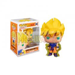 Figura Funko POP! Dragon Ball Super - SS Goku (First Appearance) 860