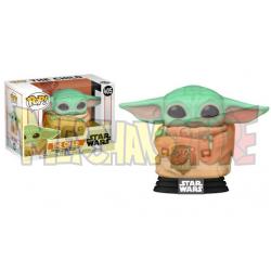 Figura Funko POP! Star Wars The Mandalorian - The Child in Bag 405