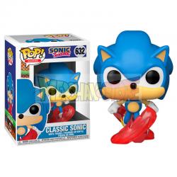 Figura Funko POP! Sonic the Hedgehog 30th - Running Sonic 632