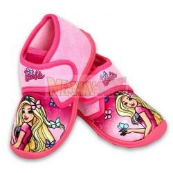 Zapatillas bota infantiles Barbie Talla 25